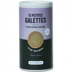 15 petites galettes PUR BEURRE GOULIBEUR - 150g DLUO  DEPASSEE