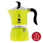 Cafetière Bialetti FIAMMETTA 3 tasses - Lime
