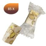 500g de nougat vanille en emballage individuel CAFE TASSE