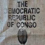 Sac de café vide en toile de jute - Robusta Coffee Congo