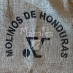 Sac de café vide en toile de jute - Molinos de Honduras