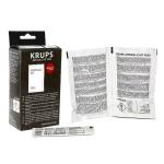 Détartrant anticalc Krups F054 X 2 sachets détartrage et 1 bande de dureté)