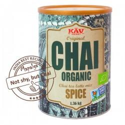Chai Bio - Organic Spice 1,36 Kg KAV ORIENT DLUO DEPASSEE