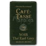 Tablette chocolat noir Thé Earl Grey 9g - CAFE TASSE