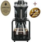 Cafetière filtre EPOUR - MELITTA + 1 kg de café moulu offert