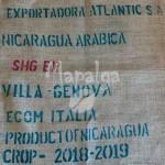 Sac de café vide en toile de jute - ECOM Coffee NICARAGUA