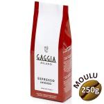 Café moulu INTENSO GAGGIA 250 g