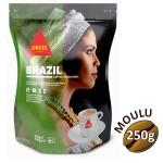 Café moulu DELTA CAFES BRAZIL 250g