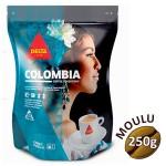 Café moulu DELTA CAFES COLOMBIA 250g