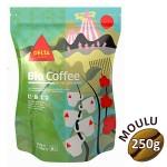 Café en grains DELTA CAFES BIO COFFEE 220g