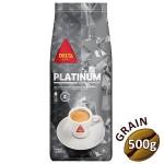 Café en grains DELTA CAFES PLATINUM 500g