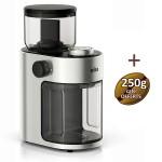 Moulin à café électrique Braun KG7070+ 1Kg de café