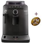 Machine à café automatique NAVIGLIO BLACK GAGGIA + 3kg Café + 4 verres espresso