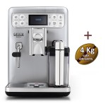 Machine à café automatique BABILA GAGGIA + 3kg Café + 4 tasses Mapalga
