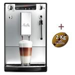 Solo & Perfect Milk Argent E957-103 MELITTA