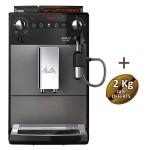 Machine à café Avanza argent F270-100 MELITTA + 3 KG de café offerts