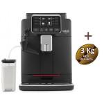 Machine à café automatique CADORNA MILK GAGGIA + 2kg Café + 4 verres espresso