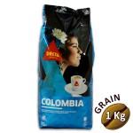 Café grain DELTA CAFES COLOMBIA 1Kg