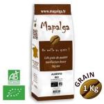 Café grain ALBERTO BIO - 1 Kg - MAPALGA