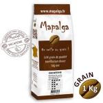 Café grain DECAFEINE - 1 Kg - MAPALGA