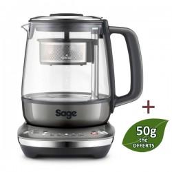 Théière bouilloire électrique The Tea Maker Compact STM700SHY4EEU1- SAGE