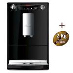 Machine à café Purista argent F230-101 MELITTA + 3 KG de café offerts