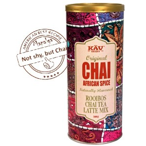 Chai African spices Rooibos 340g - KAV AMERICA