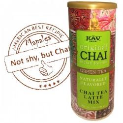 Chai latte Green tea 340g - KAV ORIENT