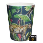 Tasse à café bambou 200 ml - histoire de la jungle vert Catchii