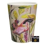 Tasse à café bambou 200 ml - histoire de la jungle jaune Catchii