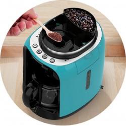 Cafetière filtre café grain ou moulu Grindy + 500g de café grain