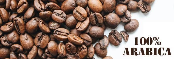 Café en grain 100% Arabica